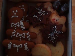 Edible Christmas gifts, yum!