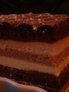 marron et chocolat