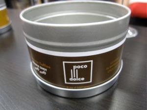 Poco Dolce double shot espresso toffee
