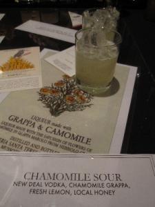 chamomile sour