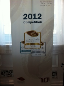 International Chocolate Awards 2012