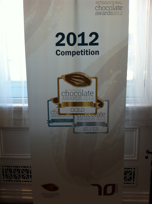 International Chocolate Awards Canadian competition