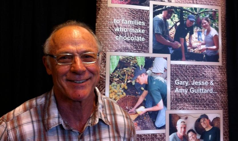 Gary Guittard of Guittard Chocolate Company
