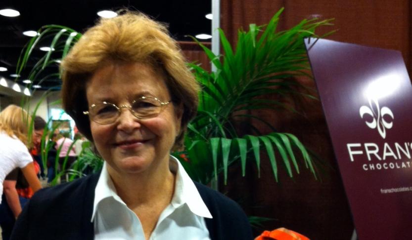 Fran Bigelow of Fran's Chocolates
