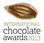 International Chocolate Awards 2013
