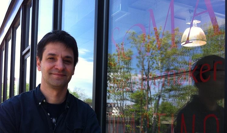 David Castellan of SOMA Chocolatemaker