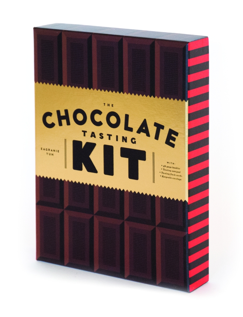 The Chocolate Tasting Kit, by Eagranie Yuh
